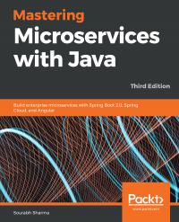 Mastering Microservices with Java Third Edition Image