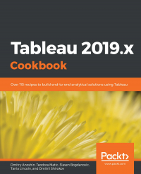Tableau 2019.x Cookbook Image