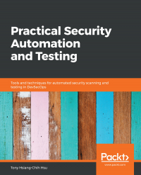 Practical Security Automation and Testing Image