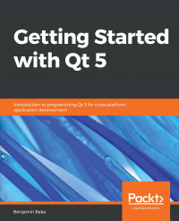 Getting Started with Qt 5 Image