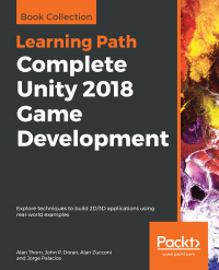 Complete Unity 2018 Game Development Image