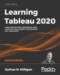 Learning Tableau 2020 Fourth Edition Image