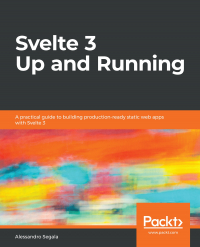 Svelte 3 Up and Running Image