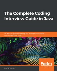 The Complete Coding Interview Guide in Java Image