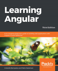 Learning Angular Third Edition Image
