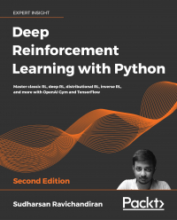 Deep Reinforcement Learning with Python Second Edition Image