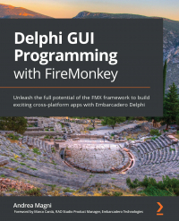 Delphi GUI Programming with FireMonkey Image
