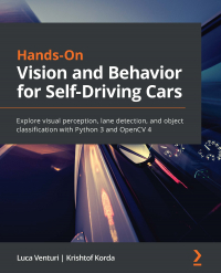 Hands-On Vision and Behavior for Self-Driving Cars Image