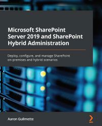 Microsoft SharePoint Server 2019 and SharePoint Hybrid Administration Image