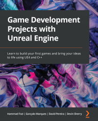 Game Development Projects with Unreal Engine Image