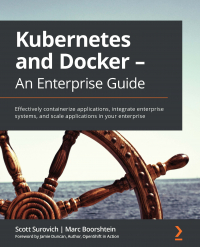 Kubernetes and Docker – An Enterprise Guide Image