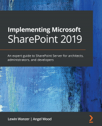 Implementing Microsoft SharePoint 2019 Image
