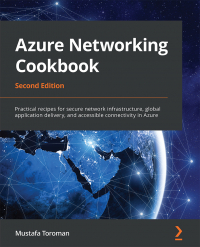 Azure Networking Cookbook Second Edition Image