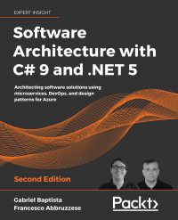 Software Architecture with C# 9 and .NET 5 Second Edition Image