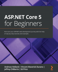 ASP.NET Core 5 for Beginners Image