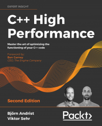 C++ High Performance Second Edition Image