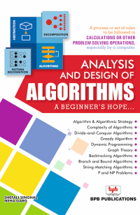 Analysis and Design of Algorithms Image