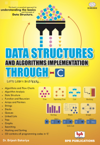Data Structures and Algorithms Implementation through C Image