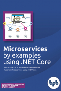 Microservices by Example using .NET Core Image