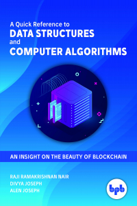 A Quick Reference to DATA STRUCTURES and COMPUTER ALGORITHMS Image