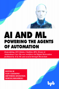 AI & ML - Powering the Agents of Automation Image