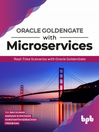 Oracle GoldenGate With Microservices Image