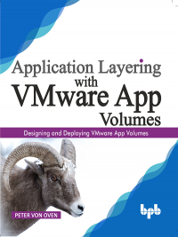 Application Layering with VMware App Volumes Image