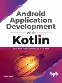 Android Application Development with Kotlin Image
