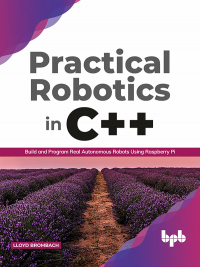 Practical Robotics in C++ Image