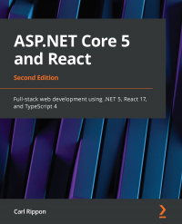 ASP.NET Core 5 and React Second Edition Image