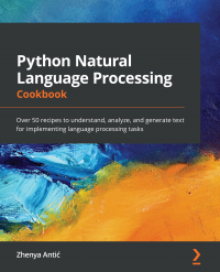 Python Natural  Language Processing  Cookbook Image