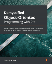 Demystified  Object-Oriented  Programming  with C++ Image