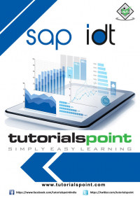 SAP IDT Tutorial Image