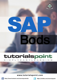 SAP BODS Tutorial Image