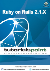 Ruby On Rails 2.1 Tutorial Image