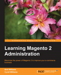 Learning Magento 2 Administration Image