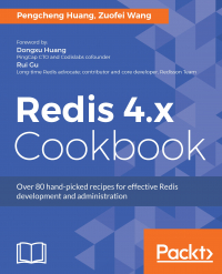 Redis 4.x Cookbook Image