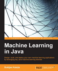 Machine Learning in Java Image
