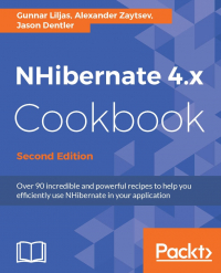 NHibernate 4.x Cookbook Second Edition Image