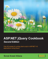 ASP.NET jQuery Cookbook Second Edition Image