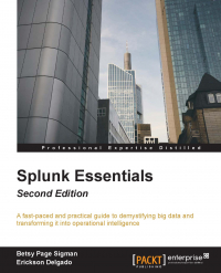 Splunk Essentials - Second Edition Image