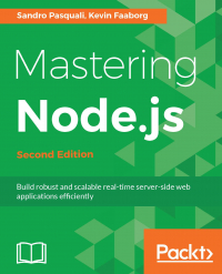 Mastering Node.js - Second Edition Image