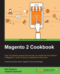 Magento 2 Cookbook Image