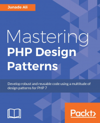 Mastering PHP Design Patterns Image