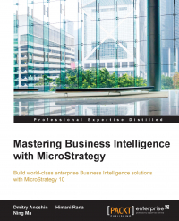 Mastering Business Intelligence with MicroStrategy Image