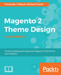 Magento 2 Theme Design - Second Edition Image