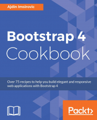 Bootstrap 4 Cookbook Image