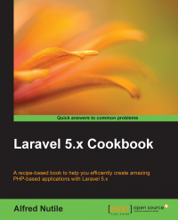 Laravel 5.x Cookbook Image