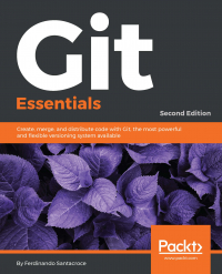 Git Essentials - Second Edition Image