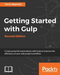Getting Started with Gulp – Second Edition Image